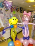 Novelty balloon figures
