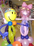 Balloon figures