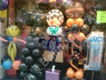 Mix of balloon figures