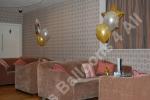 3 balloon table bouquet