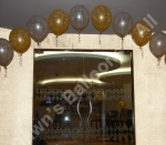 Doorway 18 balloon arch