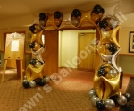 balloon arches made in Nottingham
