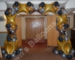 beautiful balloon arches for your special function.