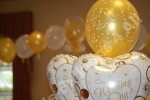 Wedding balloons in Nottingham