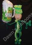 St Patricks Day Figure