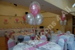 4 Balloon Boquet Table Decoration