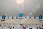 The Full Top Table Arch