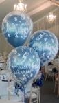 3 Balloon Double-Bubble Floor Standing Displays