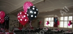 Fun balloon decorations