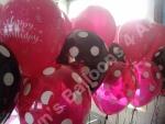 Fun balloon decorations