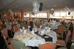 Wide view of the reception room at Notts Countt