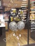 floor standing balloon decoration