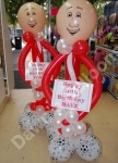 Personalised novelty figures