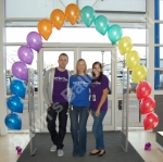 Medium Balloon Arch - prices starting from �40.00