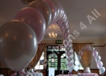 Top Table and Cake Table Arch - prices starting from �70.00