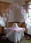 Cake Table Arch - prices starting from �25.00