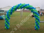 Alzheimers Charity Arch - prices starting from �P.o.a.