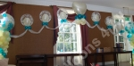 Deco Bubble with Greek Columns  - prices starting from �120.00