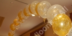 Large balloon arch - prices starting from �60.00