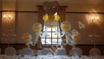 Wedding Top Table Deco Bubble Arch  - prices starting from �110