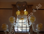 Deco Bubble Floating Clouds - prices starting from �85.00