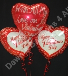 Personalised Valentines Bouquet - prices starting from �12.50