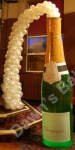 Champagne Bottle Balloon Arch - prices starting from �75.00