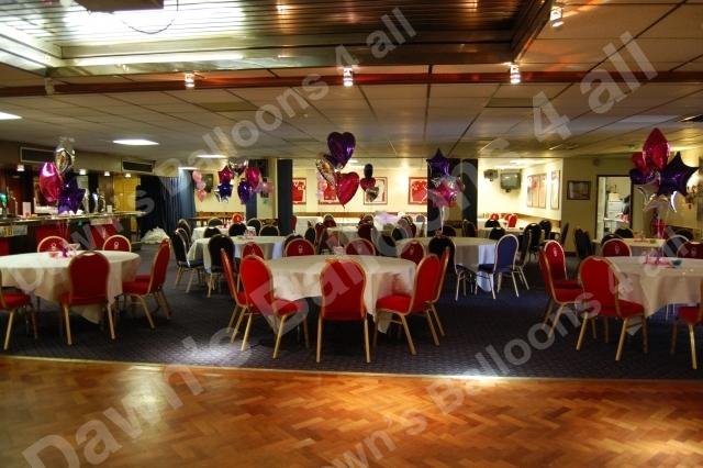 Balloon Decoration Nottingham Photo Gallery Dawns Balloons 4 All